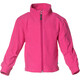 Isbjörn Lynx Jacket Children Microfleece pink